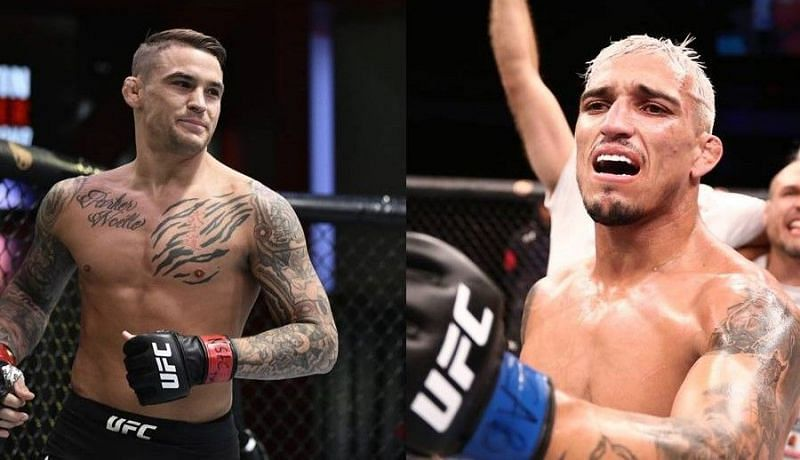 Charles Oliveira predicts a submission win over Dustin Poirier - Charles Oliveira