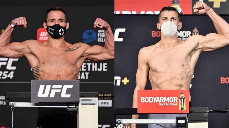 Michael Chandler vs Dan Hooker booked for UFC 257 - Michael Chandler