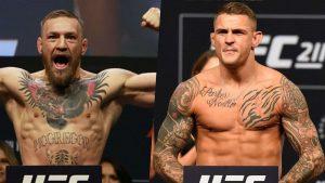 UFC 257,Conor McGregor, Dustin Poirier PPV buys