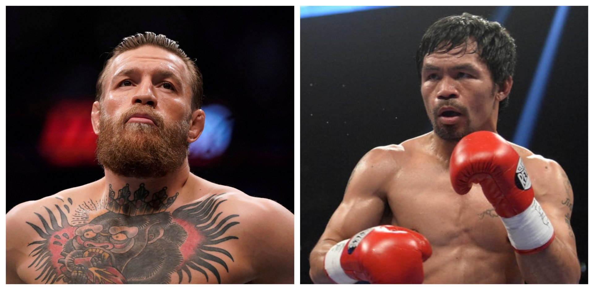 """Conor McGregor confirms facing Manny Pacquiao in 2021, says fight """"almost a certainty"""" - Conor McGregor"""