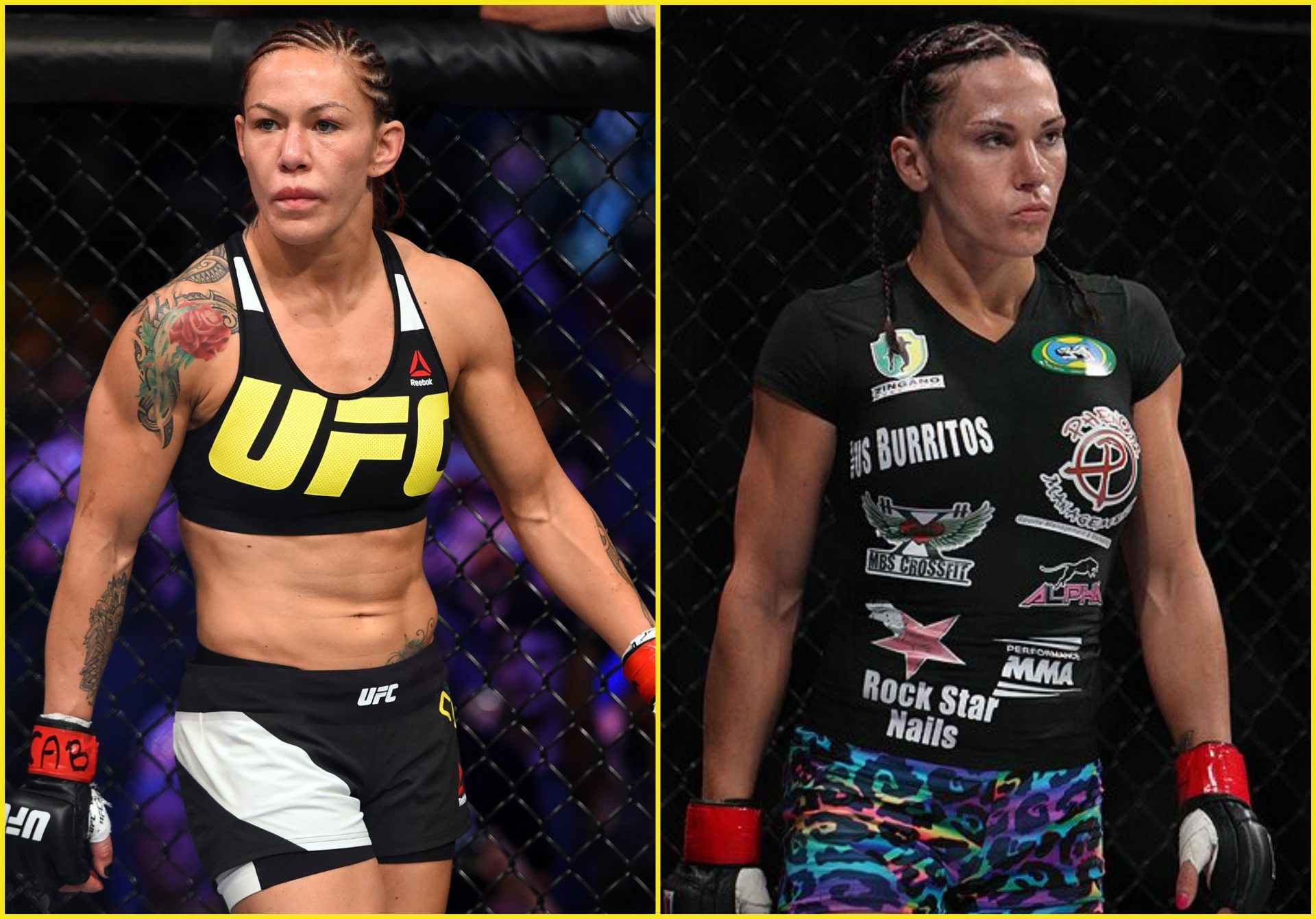 Bellator women's featherweight champion Cris Cyborg willing to fight Cat Zingano - Cyborg