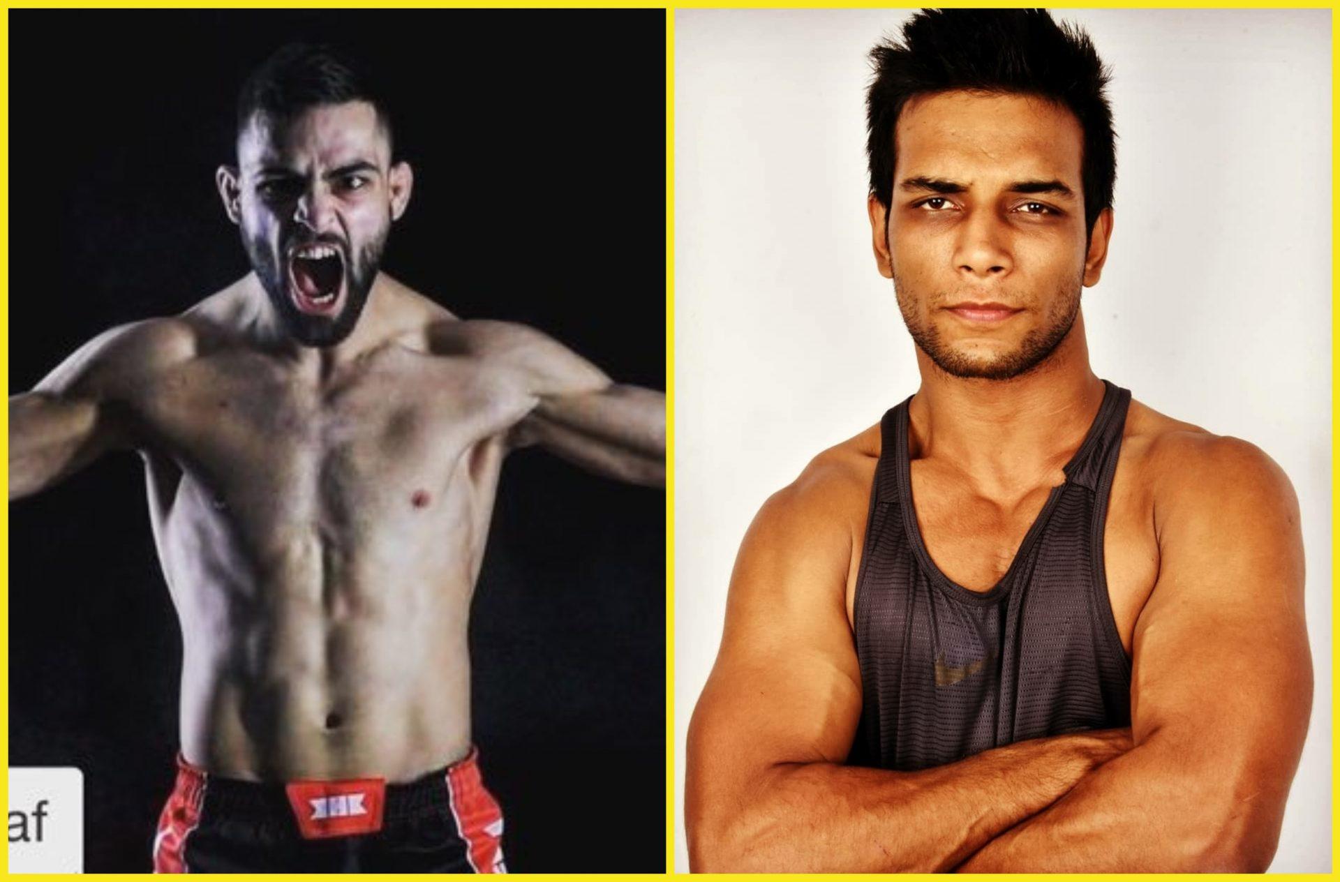 Rana Rudra Pratap Singh responds to 'Chaiwala' jibe from Pakistani MMA fighter Mehmosh Raza - Rudra Pratap Singh