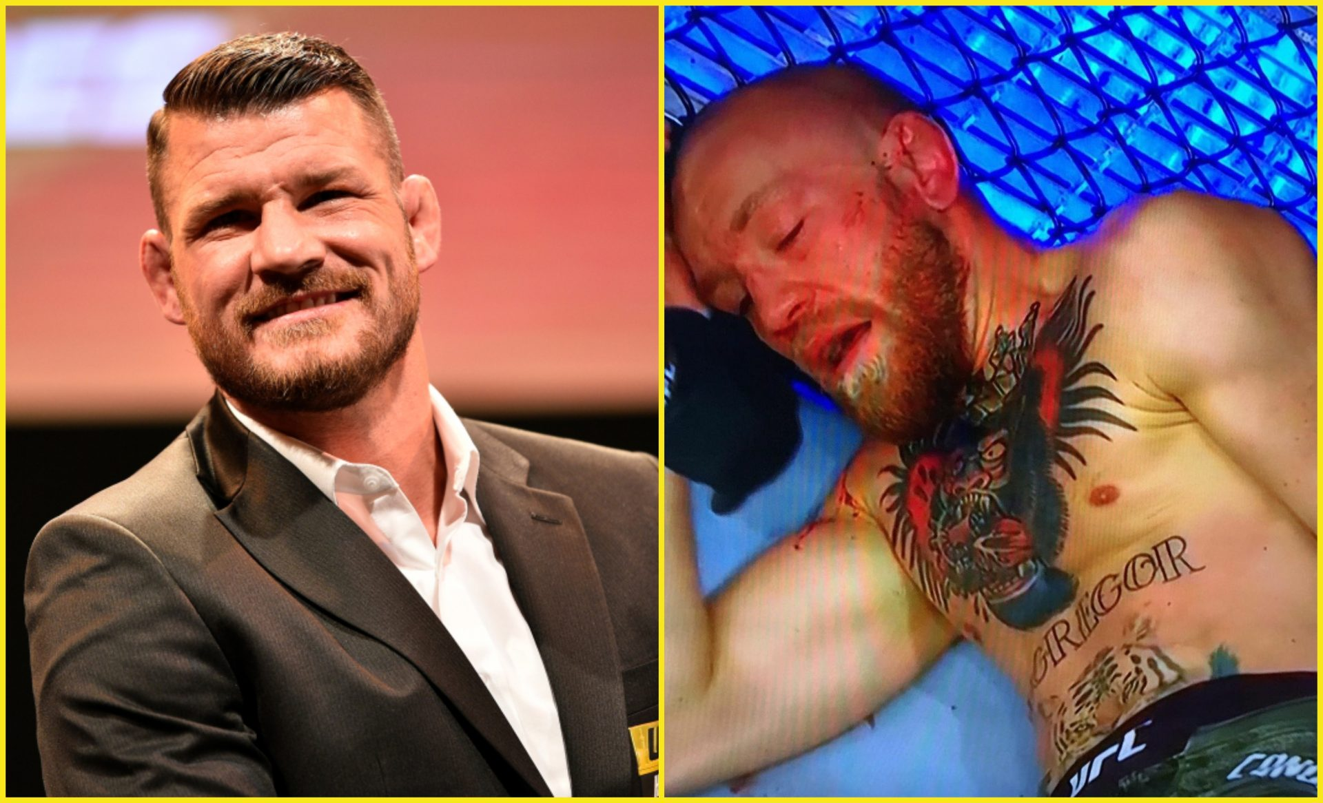 Michael Bisping doesn't think inactivity was the reason behind Conor McGregor's loss at UFC 257 - Michael Bisping