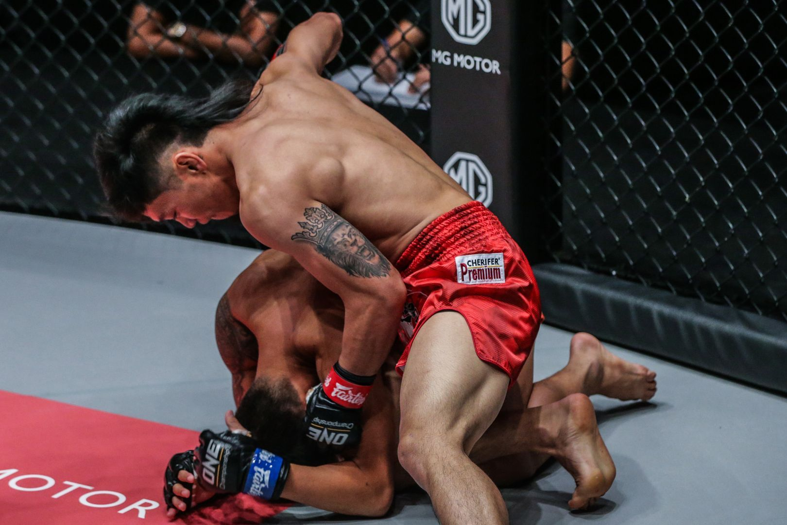 Lito Adiwang On Kawahara Fight: 'I Have To Prove Myself To The World And Earn People's Respect' - Lito Adiwang