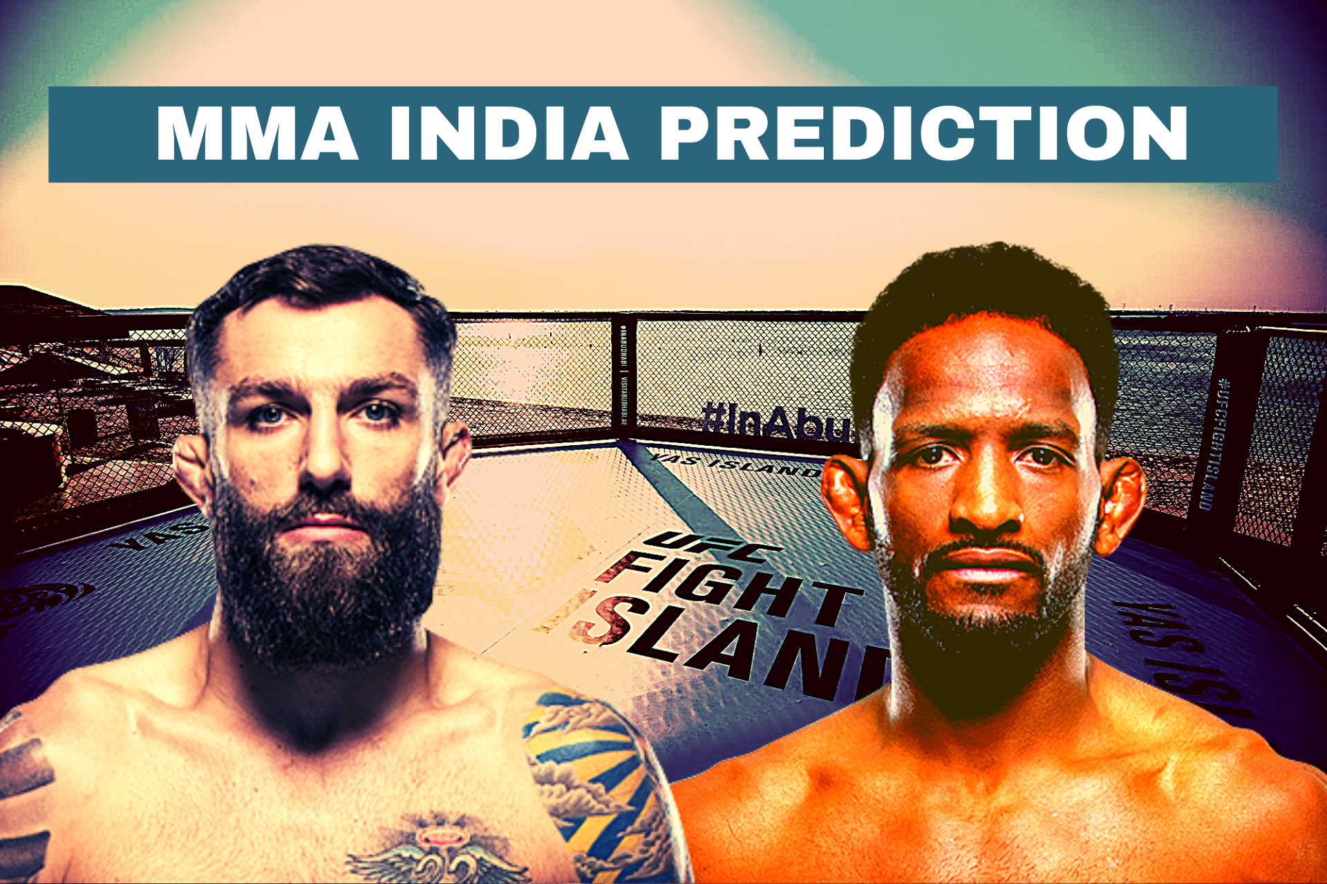 UFC Fight Island 8: Chiesa vs Magny Betting Odds and Predictions - Magny