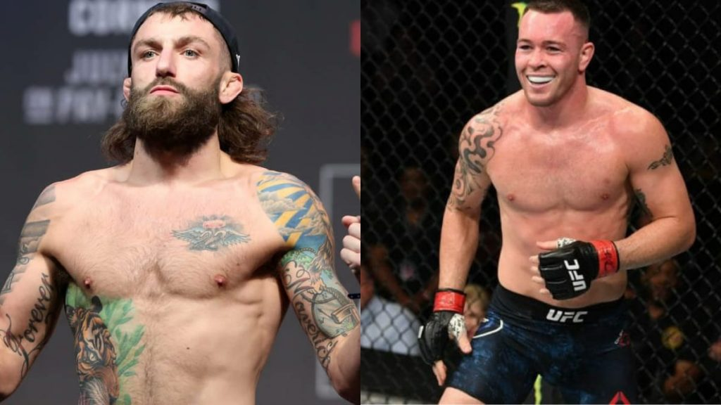 Michael Chiesa calls out Colby Covington: 'The election is over, I want you next Boy' - Michael Chiesa