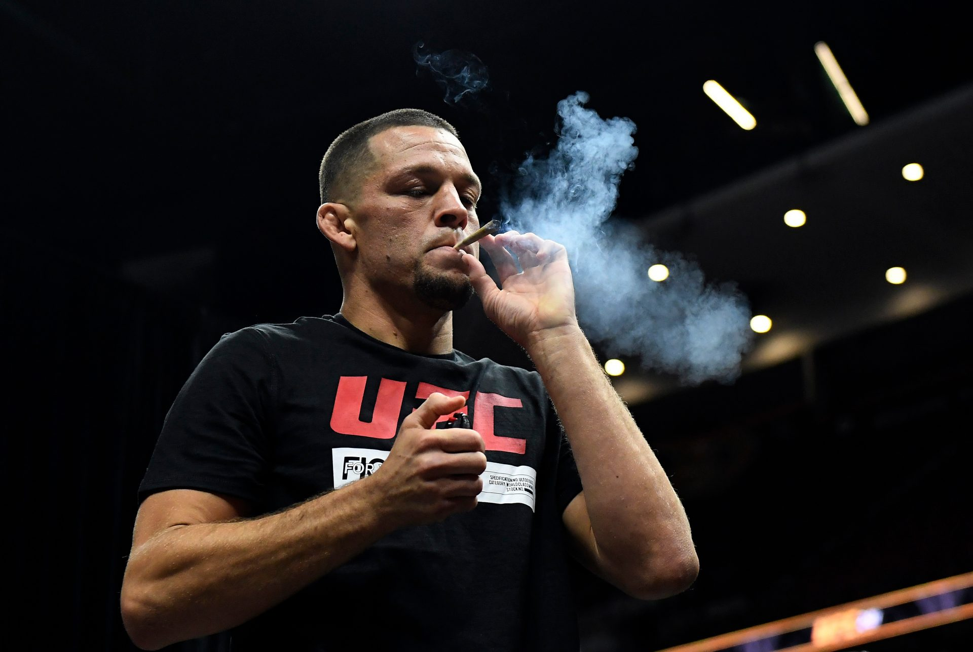 UFC and USADA will no longer punish athletes for Marijuana use - Marijuana