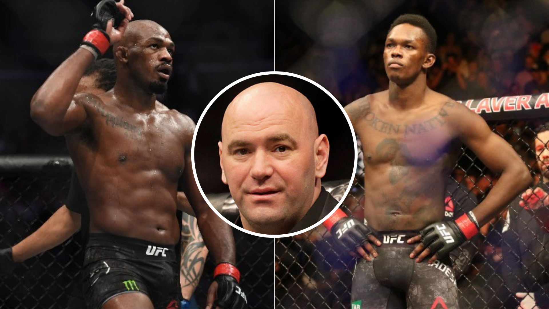Dana White says Jon Jones and Israel Adesanya should fight at light heavyweight - Jon Jones