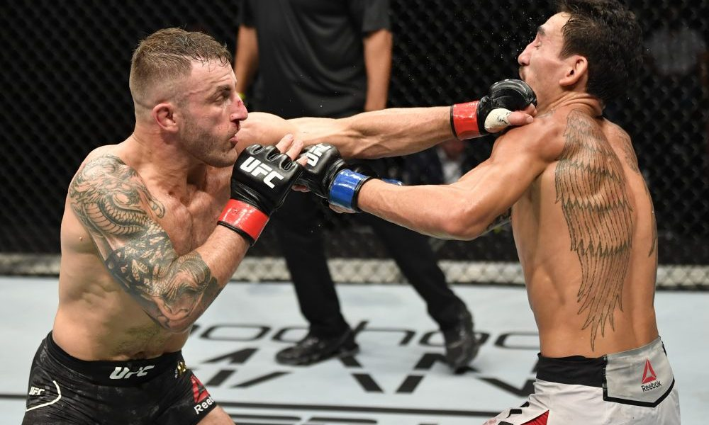 Alexander Volkanovski 'frustrated' with calls for Holloway trilogy - Volkanovski