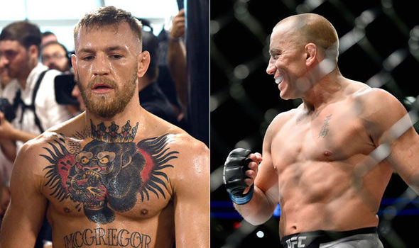 Georges St-Pierre gives Conor McGregor a word of advice on how to bounce back - Georges St-Pierre
