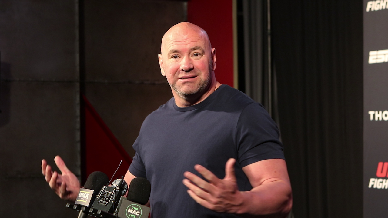 UFC president Dana White opens up about open scoring in MMA - dana white