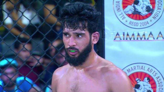 Anshul Jubli Friday Fighter of the Week - Jubli