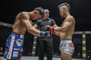 ONE Championship, Daichi Takenaka