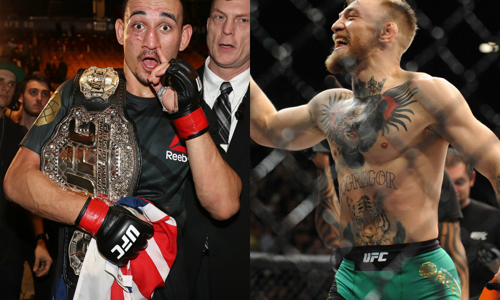 Max Holloway wants to rematch Conor McGregor down the road - Max Holloway