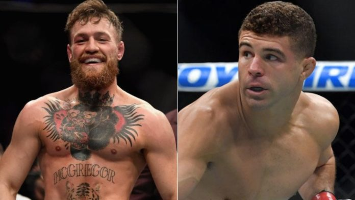 Conor McGregor said he would like to fight Al Iaquinta 'at some stage' - Mcgregor