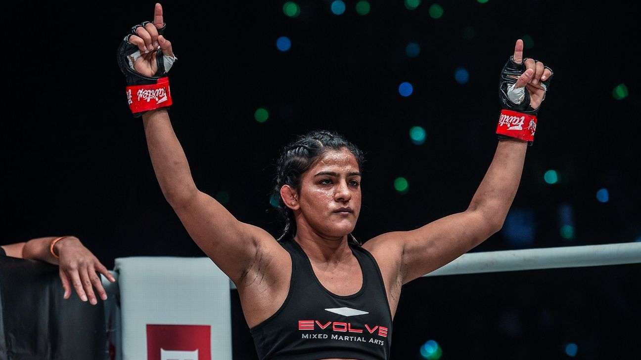 Competition Aside, Ritu Phogat Relives The Challenges Of 2020 - Ritu Phogat