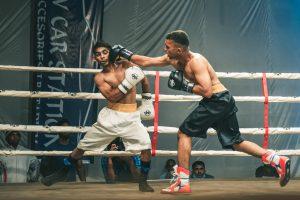 Savio Michael and Vinod Tyson battle to a Draw at Club Fights: Deccan Conquest II - Savio