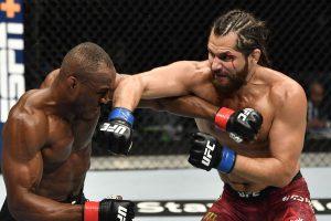 Kamaru Usman vs Jorge Masvidal, UFC 251