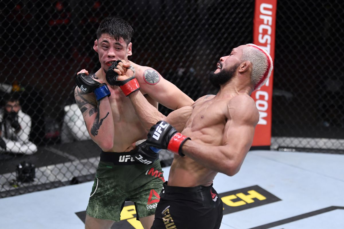 Deiveson Figueiredo vs. Brandon Moreno