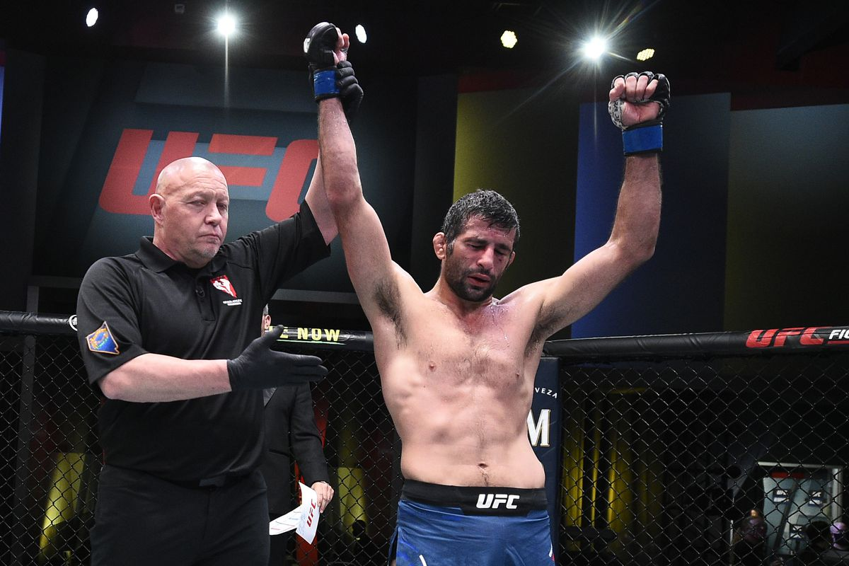 Beneil Dariush apologises for criticism on UFC matchmaking - Beneil Dariush