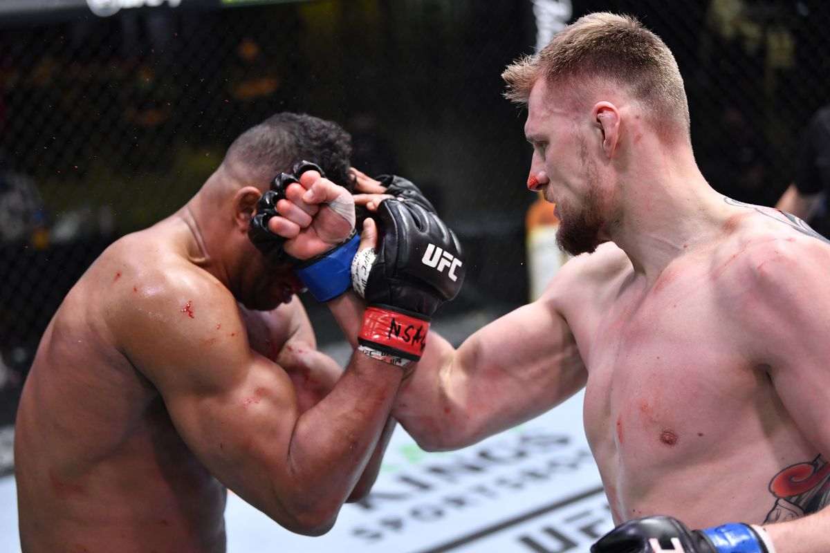 Alexander Volkov wants title shot after TKO win over Alistair Overeem - Alexander Volkov