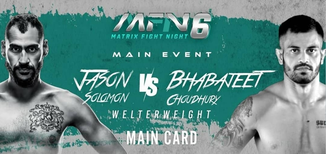 Full card announced for Matrix Fight Night 6 event taking place on 26th March in Dubai - Matrix Fight Night