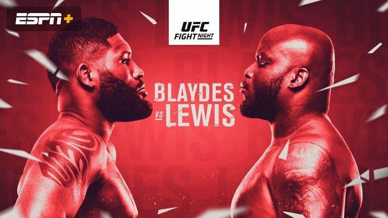 UFC Fight Night: Blaydes vs. Lewis - Lewis