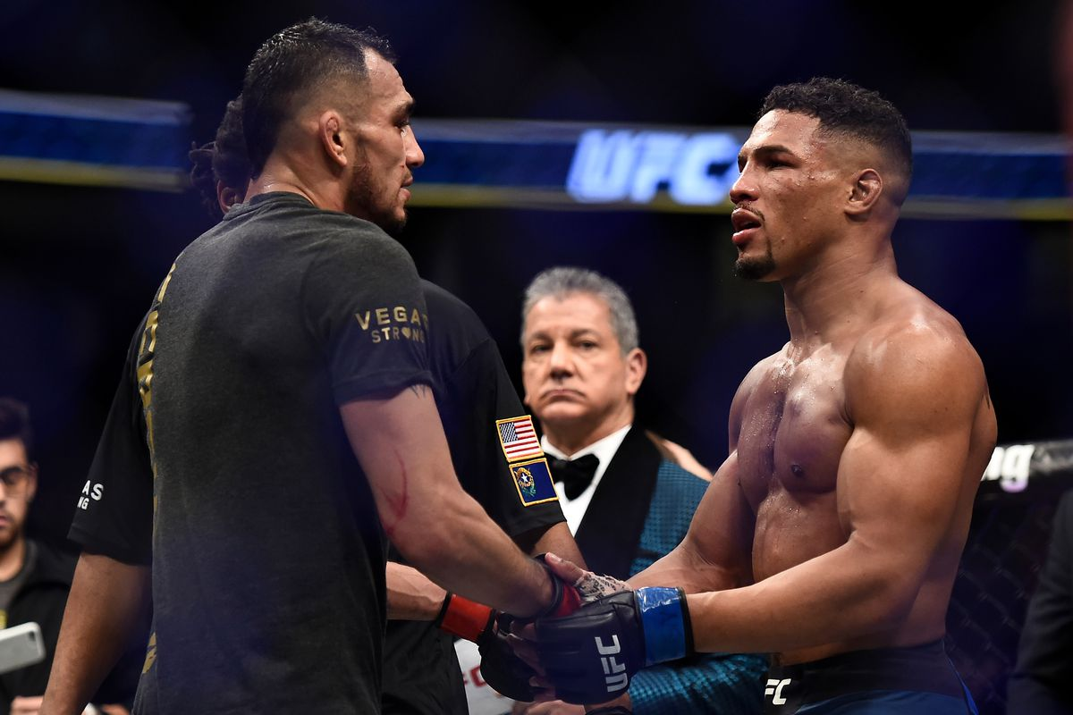 Kevin Lee targets rematch against Tony Ferguson in comeback fight - Kevin Lee