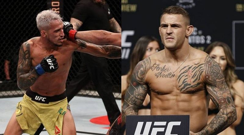 Joe Rogan campaigns for title fight between Dustin Poirier and Charles Oliveira - Dustin Poirier