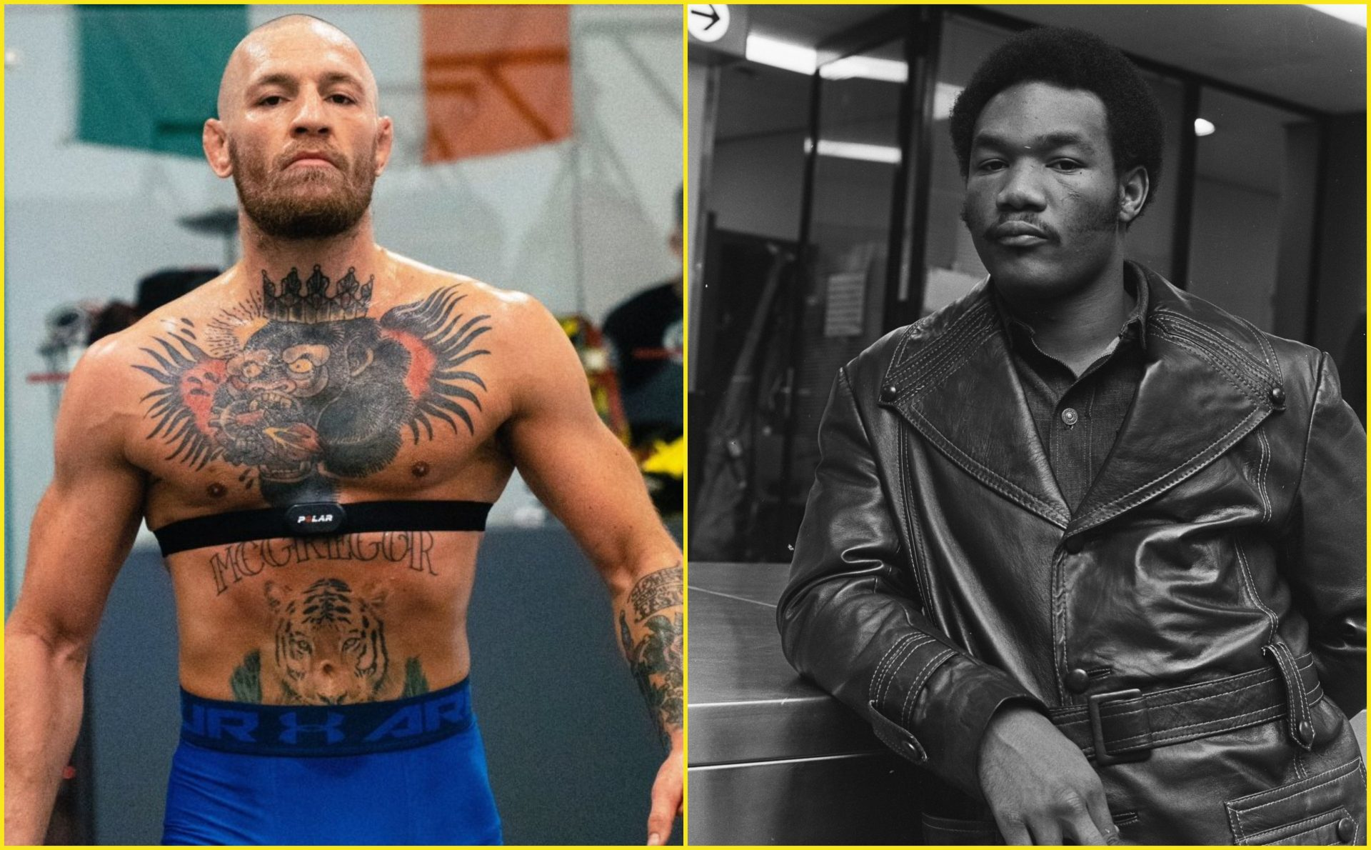Boxing Legend George Foreman wants Conor McGregor to quit MMA and focus on Boxing - McGregor