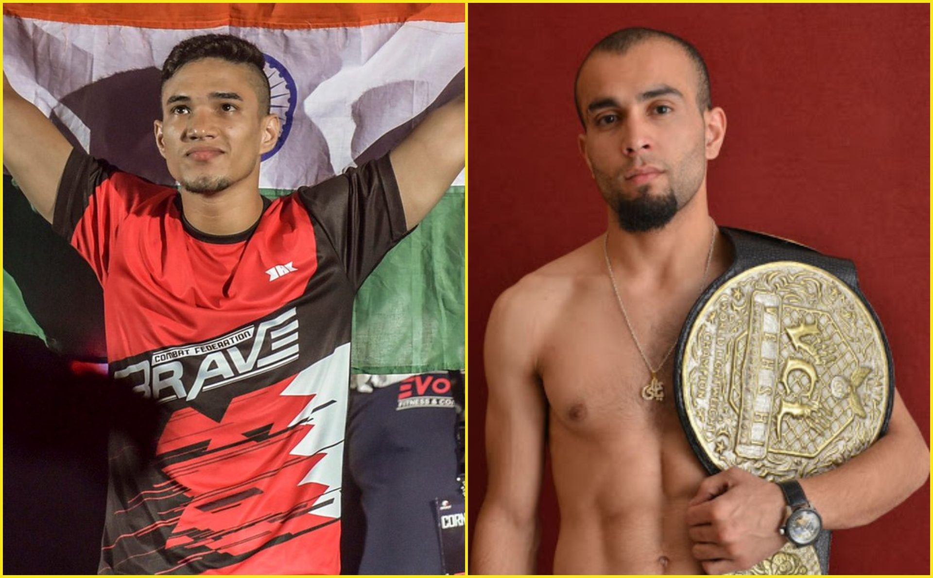 Mohammed Farhad to fight Pakistan's Uloomi Karim at BRAVE CF 47 on March 11 - Mohammed Farhad
