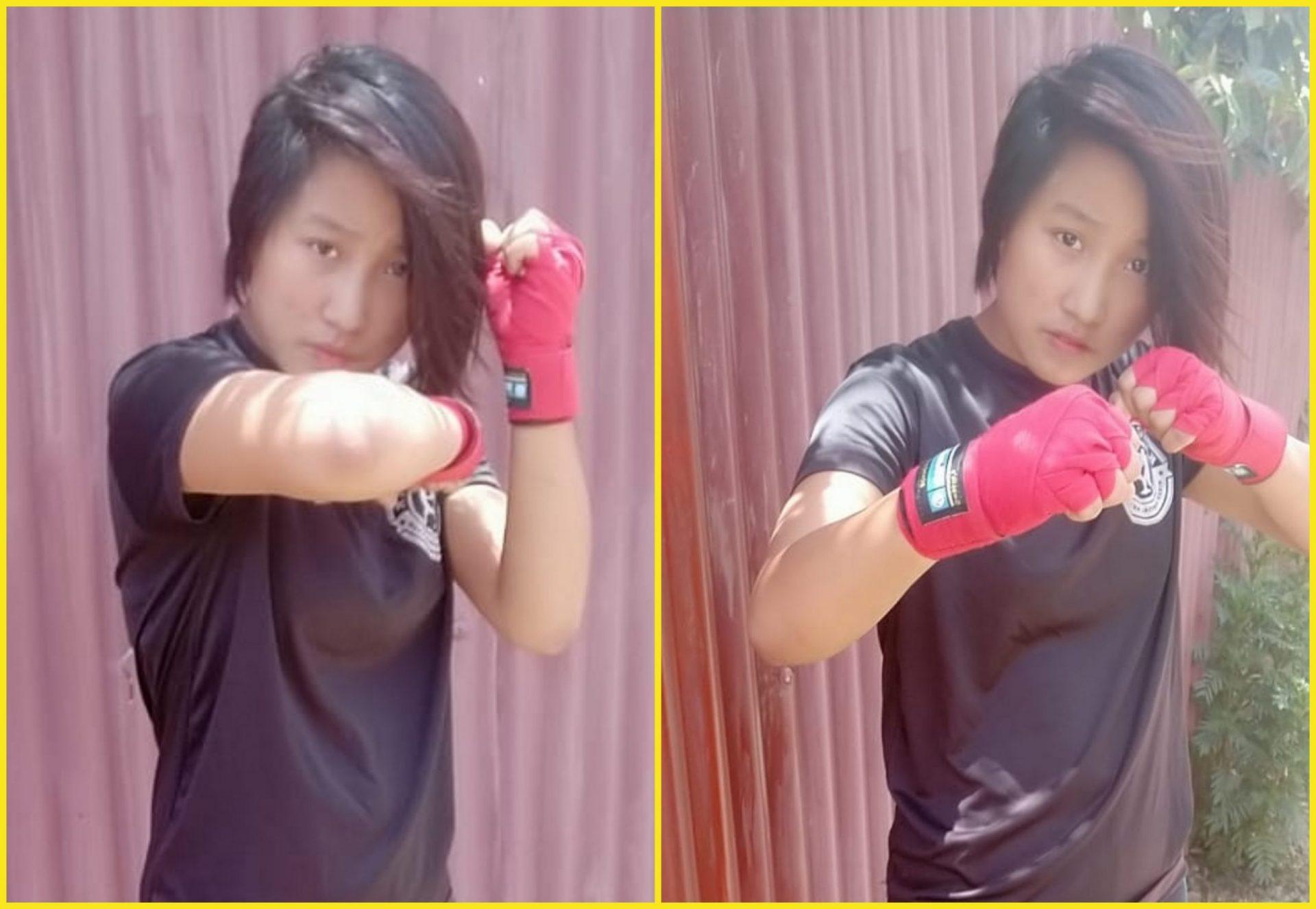 Friday Fighter of the Week : Aheibam Roshni Chanu - Aheibam Roshni Chanu