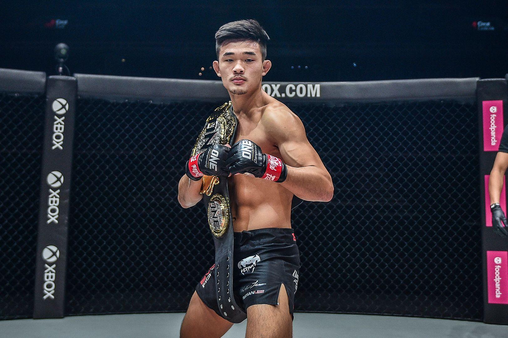 ONE World Champ Christian Lee Vs. Nastyukhin: 'I'm Going To Break Him Down With My Pressure' - lee