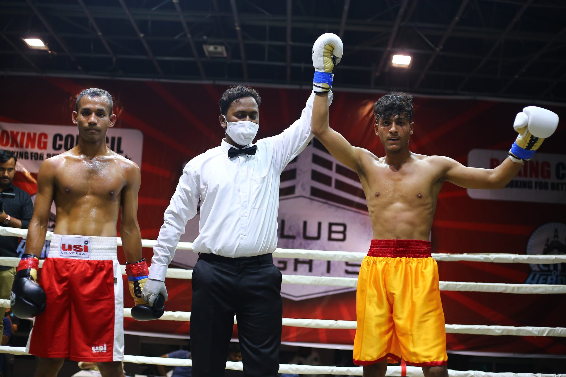 Club Fights: Deccan Conquest III: Full Results and winners - Club Fights