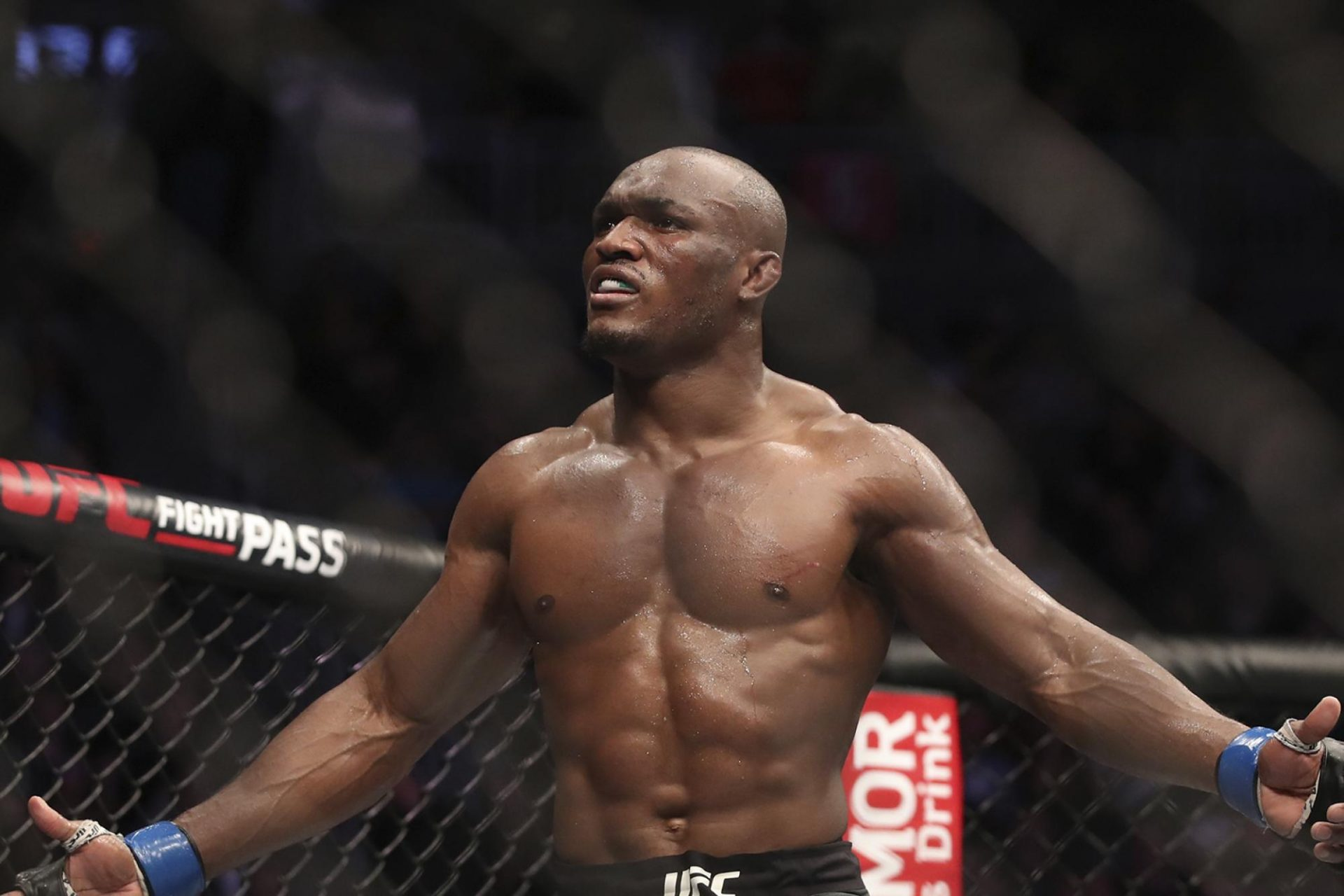 Kamaru Usman details requirement to move up to Middleweight - Kamaru Usman