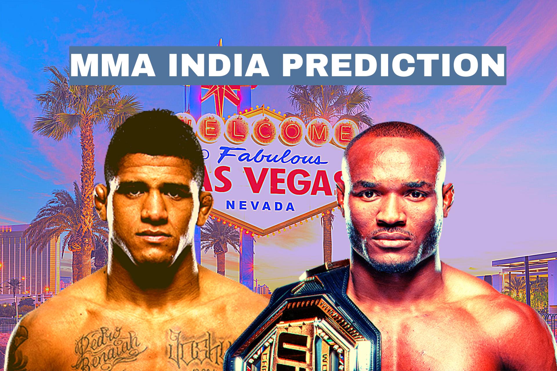 UFC 258: Usman vs Burns betting odds and prediction - Burns