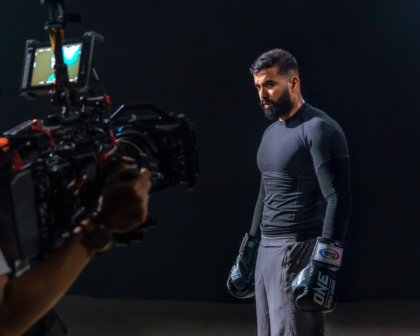 Meet India's Niraj Puran Rao Before He Competes On 'The Apprentice: ONE Championship Edition' - Niraj