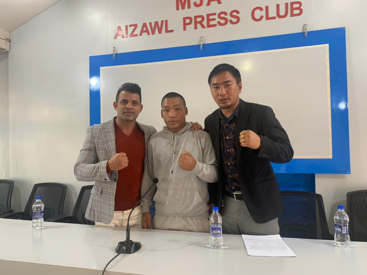 Boxing promoter Mujtaba Kamal wants to find the next world champion from India - Mujtaba Kamal