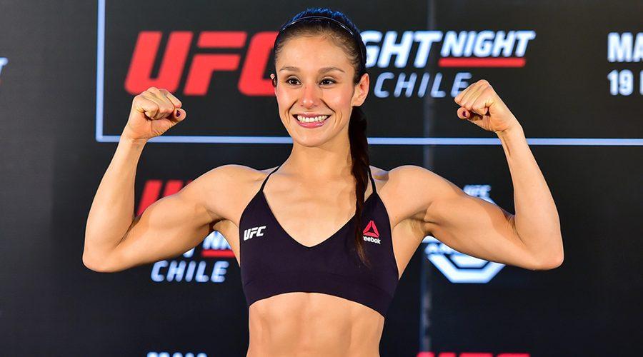 Dana White calls Alexa Grasso as the 'Ronda Rousey of Mexico' - Alexa