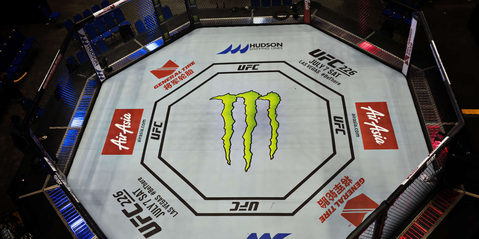 UFC signs three-year deal with Monster Energy to become official water and energy drink partner - Monster Energy