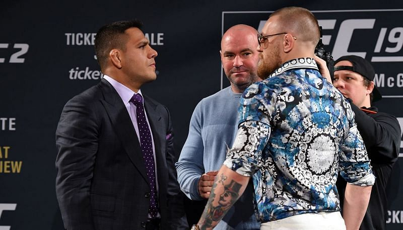 Rafael Dos Anjos still wants to take on Conor McGregor, says he is a bad match-up for the Irishman - Rafael Dos Anjos