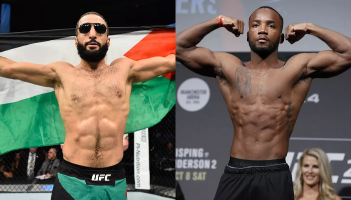 Leon Edwards to fight Belal Muhammad on March 13 - Edwards