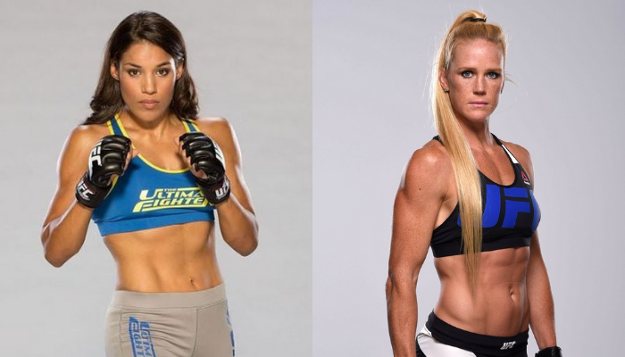 Holly Holm to fight Julianna Pena at UFC Fight Night event on May 8 - Holm