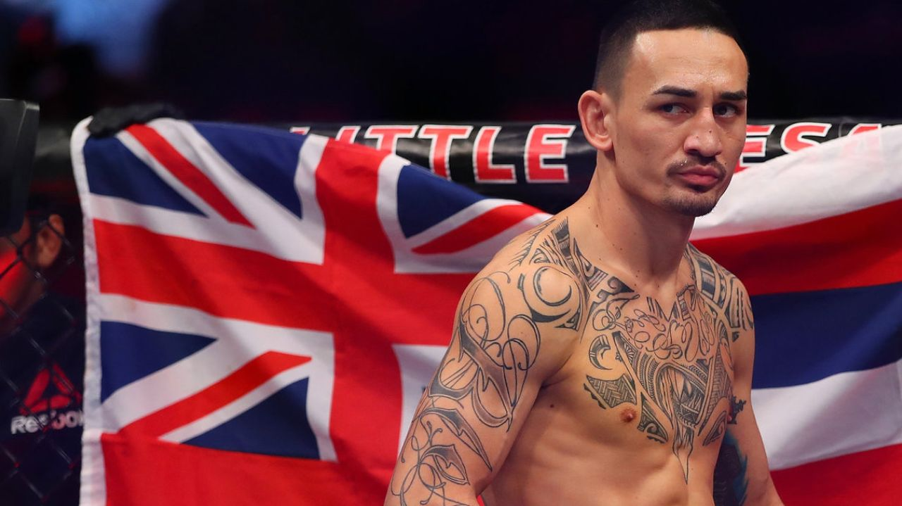 Max Holloway lays out his plan for remainder of 2021 - Max Holloway