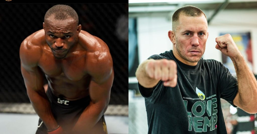 """GSP is all praise for Kamaru Usman: """"He's the best at what he does"""" - Kamaru Usman"""
