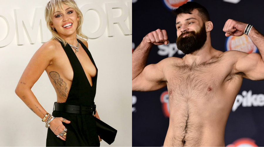Daniel Cormier roasts Julian Marquez over asking Miley Cyrus to be his valentine - Marquez