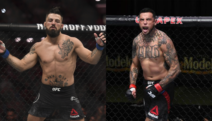 Mike Perry to fight Daniel Rodriguez at UFC Fight Night event on April 10 - Perry