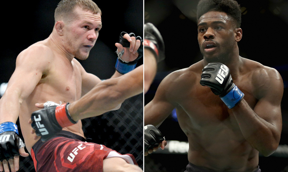 Petr Yan reveals his game plan for upcoming fight with Aljamain Sterling at UFC 259 - Petr