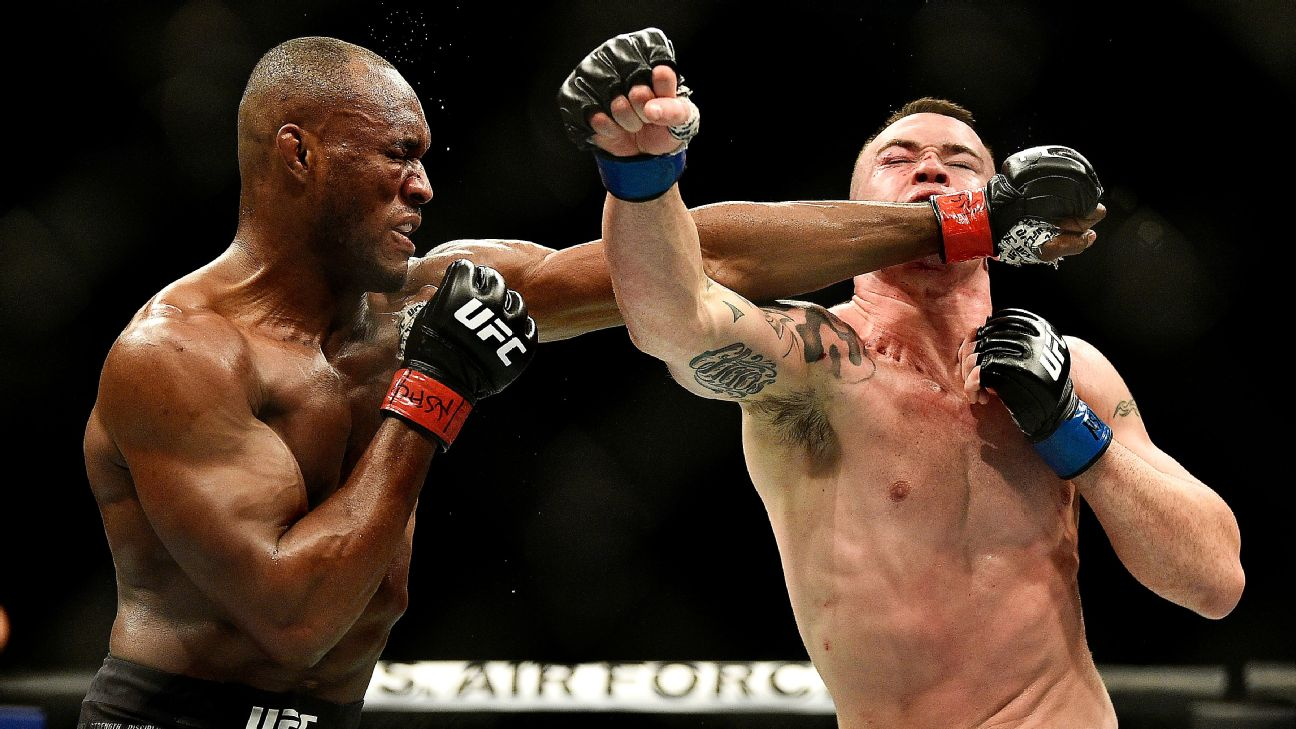 Kamaru Usman slams Colby Covington for not accepting fight against Leon Edwards - Kamaru Usman