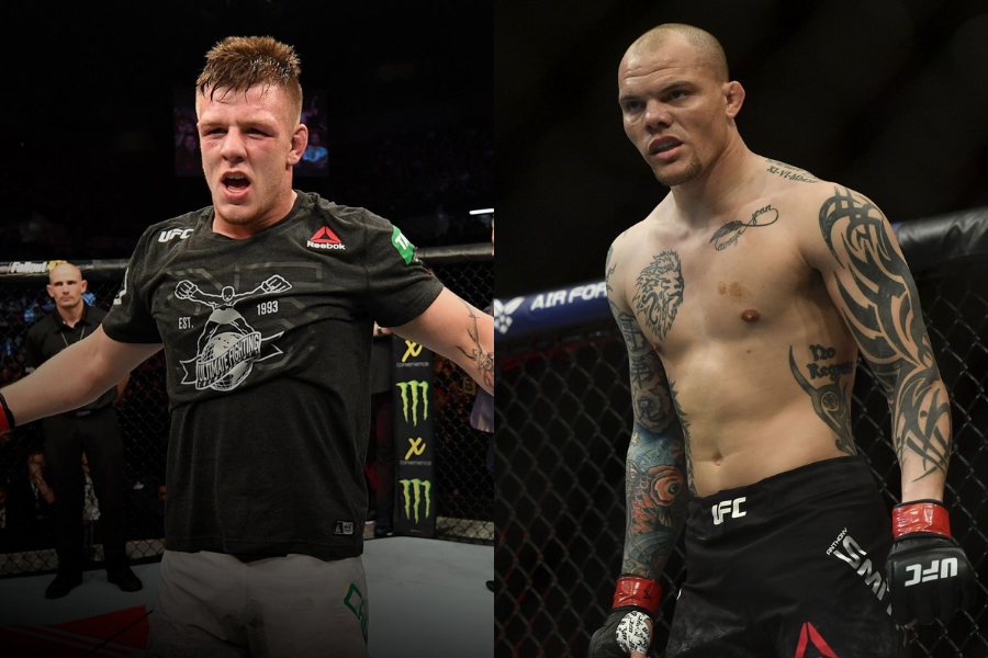 Anthony Smith will fight Jimmy Crute after Johnny Walker pulls out of UFC 261 - Smith